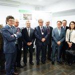 Ilusionados compromiso cumplido con #Badajoz hoy presentamos plano y proyecto de la Plataforma Logísitica @VGdelMoral http://t.co/4L85RLOOlI