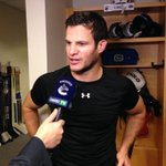 """""""Weve watched a lot of film on them and were ready. A key will be staying out of the box for sure"""" - Bieksa http://t.co/0H82bPWIPu"""