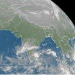 Latest Satellite Image of Nepali Sky (NPT=UTC+5.45) [Auto tweet] #Weather: http://t.co/X1fEYed1ws #SatImage #Nepal http://t.co/E5SQUZT0qB