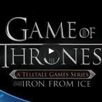 Primer tráiler del videojuego de Game Of Thrones http://t.co/ePV65o9a7f http://t.co/09PfNNy7AW