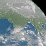 Latest Satellite Image of Nepali Sky (NPT=UTC+5.45) [Auto tweet] #Weather: http://t.co/X1fEYed1ws #SatImage #Nepal http://t.co/dwZVFp24PK