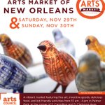 When u #shoplocal #shophandcrafted u r supporting a #nola artist & their livelihood. Its important yall! http://t.co/UULILrryFA