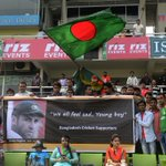 Cricket all around the World stands as one today to pay their respects to Phillip Hughes #63notout http://t.co/wNa4os7okc