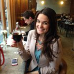 Lauras last day. Wine at lunch @lauracwinter http://t.co/29sEOwTQ2c