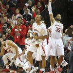 It is gameday for the Huskers, as they take on Tennessee-Martin at 7 http://t.co/3DSBNWdpie @PinnacleArena http://t.co/kjARYNVAM3