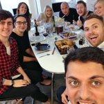 Thanksgiving selfie @orbstudio #Boom #Food http://t.co/vPcYnfraVG