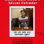 Daniel Ruiz Tizons Advent Calendar - Daily Christmas podcast - starts Monday - http://t.co/4msTP5udkO and iTunes http://t.co/TNM2rkMdWN