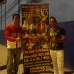 #ElOro | #Pasaje se prepara para evento benéfico #Showbol3 (Sábado 20/Dic.). Lea: http://t.co/aSA98Fvpld http://t.co/JKNK50u5UW