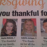 One little girl got way too honest when asked to say