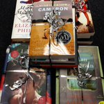 We have 5 awesome book bundles to win - just follow & RT by 5pm today to be in with a chance! #BlackFriday http://t.co/7I2QMpnnBV