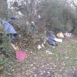 Hope @exetercouncil and @DC_Police can catch scum who have dumped this top of mile lane http://t.co/eViXD8hxx0