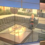 Black Friday is pretty quiet at #SanDiego malls right now, check out @10NewsDeMartino warming up at the fire @10news http://t.co/lAbJU2xaiI
