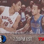 Its @BMO Raptors Game Day, as the Raptors and Mavs square off at Air Canada Centre tonight! #BMOGetLOUD #WeTheNorth http://t.co/ZsWBdYvuEb