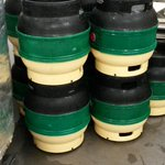Thats the @GreenOakMorris ale all casked up. #doncasterisgreat @VisitDoncaster #beer http://t.co/N2LteMfdNn