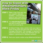 Heres what you can do to support #WalmartStrikers: RT plz! http://t.co/1mt0uuzrQx