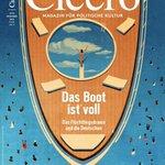 Lob an die @cicero_online-Kollegen. Wir finden, sie haben eines der aktuell besten politischen Magazincover. (red) http://t.co/qJbHetHqCb