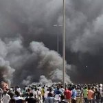 Double Tragedy;The people throwing d bombs killing our women & children r d same people aspiring to lead us #Nigeria http://t.co/8HjnV44Ejd