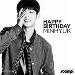 Happy Birthday to #BTOBs #Minhyuk! #HappyMinhyukDay http://t.co/BkxjvjVpOC