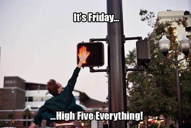 It's FRIDAY!!!! http://t.co/XFizDIoH8K