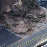 This is what the mudslide in #Hamilton looks like. Drivers have been forced off Hwy. 403 http://t.co/bAXMwNvrXu http://t.co/ZbB1K4eRPe
