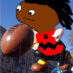 Todd Gurley had his own balloon at the Macys Day Parade. Via @tudgirlypls http://t.co/mwC0jcg8C4