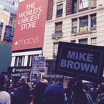 #blackoutblackfriday protest begins at #Macys Herald Sq http://t.co/QtHJqW6NuZ