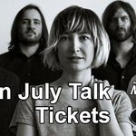 Tune into @933CFMU at 2pm today to find out what you need to do for a chance to win 2 tickets to @julytalk tomorrow! http://t.co/dyPc2MDeyx