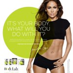It's your body. What will you do with it? http://t.co/2mCajKJWD4 #jlobodylab http://t.co/DwfhN1mcyO