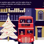 Keep a look out on Rathbone Place for #Fitzrovia's biggest ever advent calendar! #HudsonsAdventWall #Christmas http://t.co/Ggh9sEHCqT