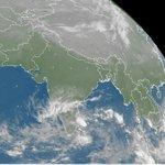 Latest Satellite Image of Nepali Sky (NPT=UTC+5.45) [Auto tweet] #Weather: http://t.co/X1fEYed1ws #SatImage #Nepal http://t.co/qfrzxJ0nJd