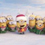 Los Minions nos felicitan la Navidad con un original villancico http://t.co/4ZTUMAhHAR http://t.co/uaac50pPka