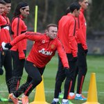 Check out some of the best photos from this afternoons training session as the #mufc players prepare to meet Hull. http://t.co/LKRrUlKpsJ