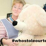 Have YOU seen Sidney? Giant teddy mascot stolen from #Coventry hospital #whostoleourteddybear http://t.co/kwGczwEPzl http://t.co/7MSHle8tpT