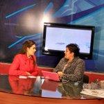 Entrevista en la tremenda excelente día para arrancar con nuestro programa Prevenir es Querer @manuelherrera1 http://t.co/li9R344Ec0