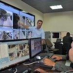#Monteria tiene más ojos. Entró en funcionamiento sistema de vigilancia con cámaras de seguridad @CarlosECorreaE http://t.co/fHb5iqYiQS