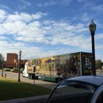 Baylor trailer is Arlington bound! #SicTech http://t.co/Tujoto1kRX