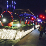 The 23rd annual Parade of Lights is tonight and we're live streaming it! Watch here at 7:30: http://t.co/UsLUmWLPya http://t.co/dTv7jS3yyV