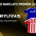 RT with #FPLFIFA15 + your supported team to win a Barclays @PremierLeague signed shirt! http://t.co/JtnZhyVNyw