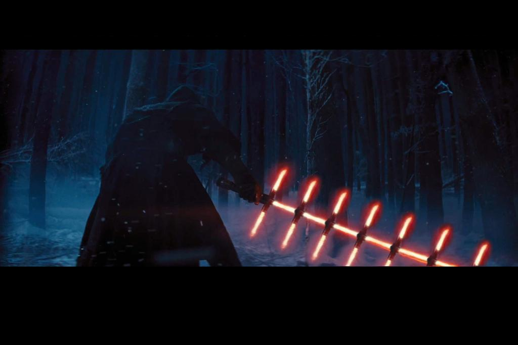 Personally, I think this light sabre version is better as it also picks up SKY Sports and Netflix. #starwarstrailer http://t.co/aBihe8c7hV