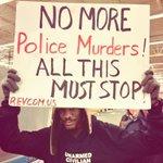 NOW! Cleveland OH. #BlackFridayBlackout #BlackoutBlackFriday @GREEDKILLS #WalmartStrikers #MikeBrown #TamirRice http://t.co/dz0TnynXx8