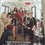 Way to go #Calgary. This Life in Calgary magazine delivered in newspaper across Vancouver. Great marketing @nenshi http://t.co/yLXbzw9ht8