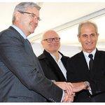 Retour sur le lancement du chantier de l'#Ecoquartier Font-Pré ce matin à #Toulon http://t.co/G1s1MhiDLQ http://t.co/1m4hqUuVS9