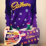 To celebrate the #ToyShow were giving away an exclusive #CadburyXmasJumper AND goodies! RT for your chance to win! http://t.co/AcG9SC3Xvh