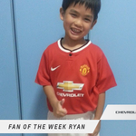 .@ChevroletFC Fan of the Week Ryan from #Singapore loves #mufc and plays to be like Ryan Giggs! #play #Possibilities http://t.co/cmtVTQPi4G