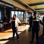 Black activists shut down BART! Dont let them spend the weekend in jail for FIGHTING FOR US! http://t.co/poFbV1PVjG http://t.co/GuDylUvueU