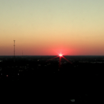 Sunset in HD on this #BlackFriday. Temp 58° right now in #Orlando. Falling to 53° by 7pm. @wesh http://t.co/9YZ5ofrZl7