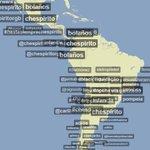 #Chespirito en México y Latinoamérica. (vía @trendsmap) http://t.co/nuqHPJDpcl