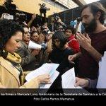 Piden a Rectoría de la @UNAM_MX exigir liberación de los 11 detenidos del #20NovMx http://t.co/1PgjIdwqR4 http://t.co/FqZjhqyHVg