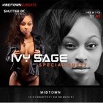 The Sexy @murrsee will be at #MidtownSundays this weekend!! ???????????????? #GLE #Dmv #Dc #Va S/O @Kay_Carter http://t.co/7igXid6luw