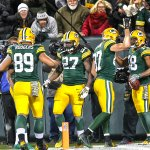 The 8-3 #Packers return to Lambeau Field to host the 9-2 #Patriots. #NEvsGB video preview: http://t.co/AlYaQrPsHn http://t.co/hLU5wLIP4S